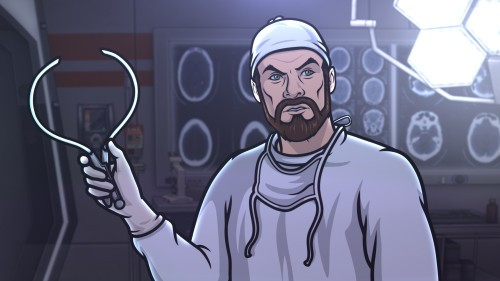 """""""Drastic Voyage: Part One"""" Gets Archer Inside the Human Body…Without Phrasing"""