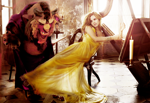 Disney Announces Release Date For Live Action Beauty And The Beast Film