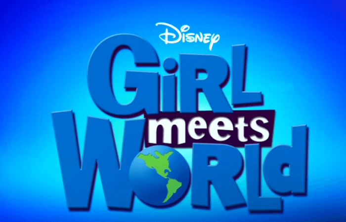 Girl meets world logo