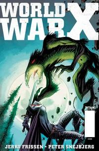 World War X Coming from Titan Comics in December