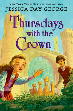 Cover for Thursdays with the Crown