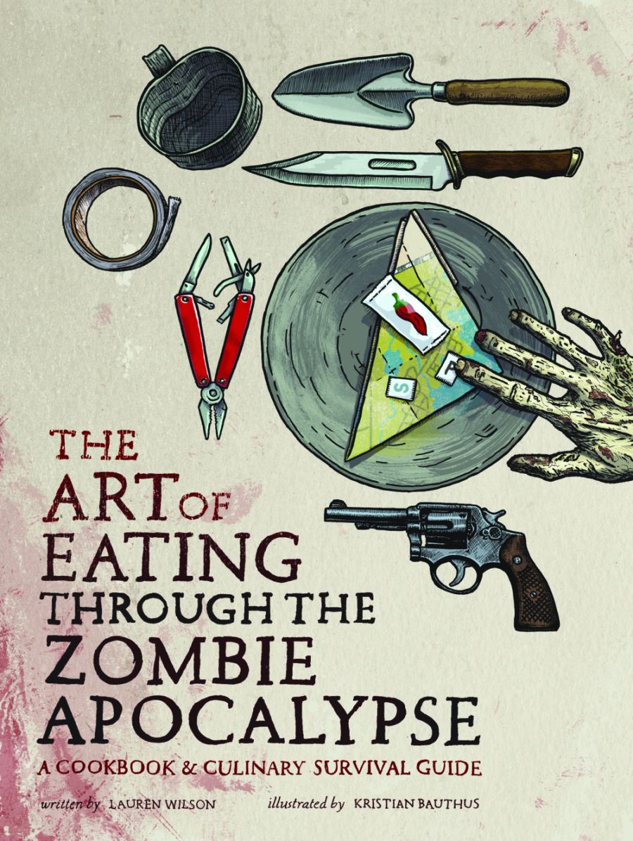 The Art of Eating Through the Zombie Apocalypse cover