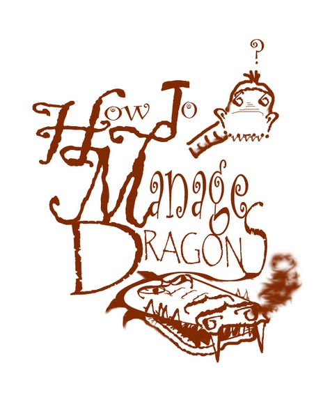 How To Manage Dragons Logo