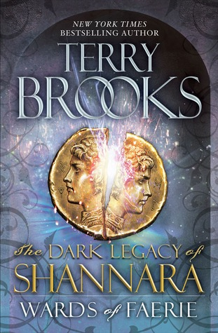 The Dark Legacy of Shannara Wards of Faerie Cover