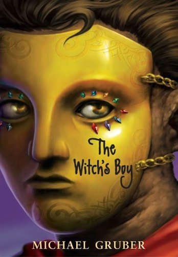 Cover for The Witch's Boy