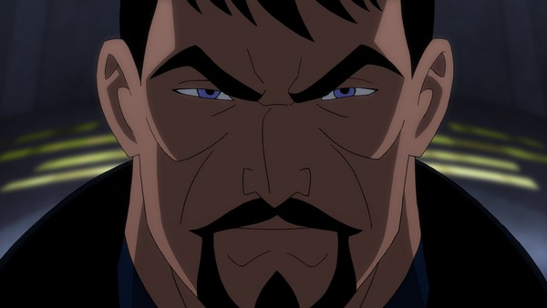 Superman in Justice League: League of Monsters