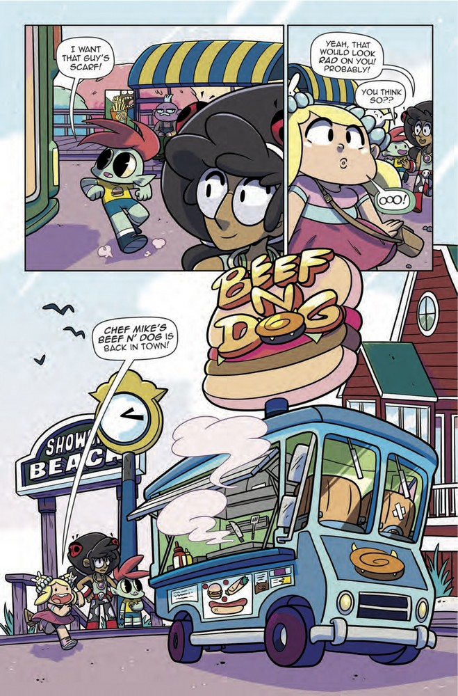 Welcome to Showside page 10