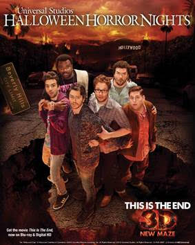 This Is The End 3D Maze