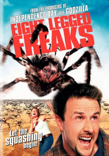 Eight Legged Freaks cover