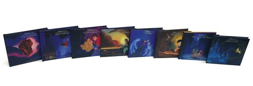 Disney Legacy Collection Lineup