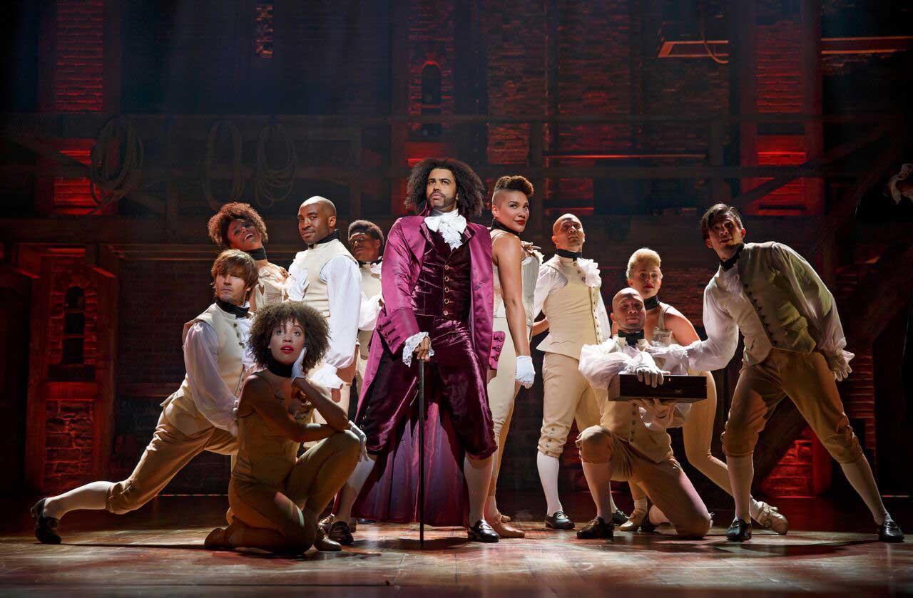 Dibs on Hamilton, Anyone else want to be Thomas Jefferson?