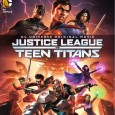Justice League vs Teen Titans Combo Pack