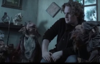 Adult Toby Froud in Dance Magic Tribute to David Bowie