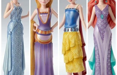 Disney Showcase Art Deco Princesses
