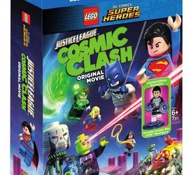 Justice League: Cosmic Clash Xocwe