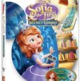 Sofia the First: The Secret Library Cover