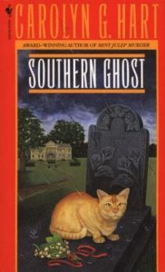 Cover for Southern Ghost