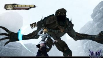 Anima Gate of Memories Fighting screenshot