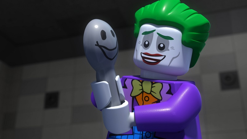 Joker LEGO® DC Comics Super Heroes - Justice League: Gotham City Breakou