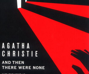 And then there were none by agatha christie one of the 3 grand dames of mystery