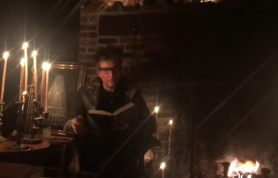 Neil Gaiman Reads 'The Raven'
