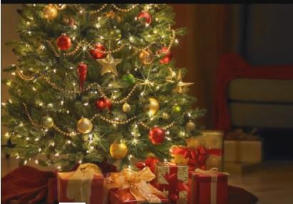 A Very Robotic Christmas To You!