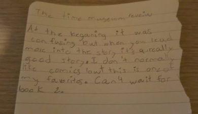 Time Museum Handwritten Review