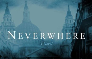 Neverwhere Author's preferred edition cover