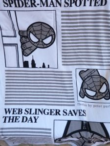 Alter Ego June Loot Wear Spider-Man Towel
