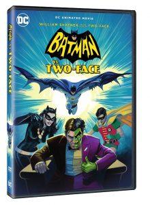 Batman vs. Two-Face Cover