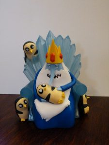 King and Penguin