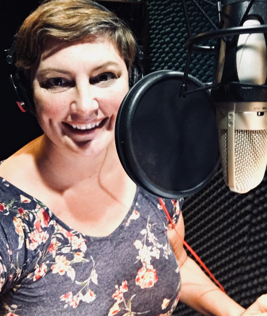 Interview with a Narrator: Kristin Kalbli