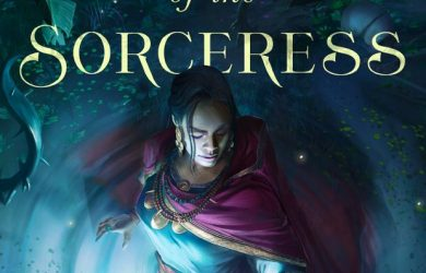 The Return of the Sorceress by Silvia Moreno-Garcia cover reviel