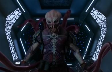 Alien in Legends of Tomorrow Season Six Trailer