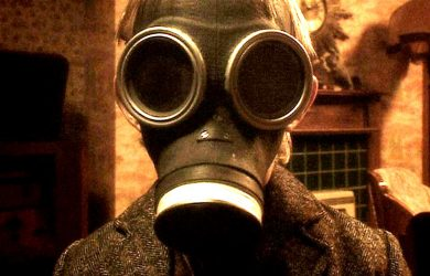 Are you my Mummy? Image from The Empty Child of Doctor Who