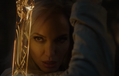 Marvel Teaser: Woman poses with sword