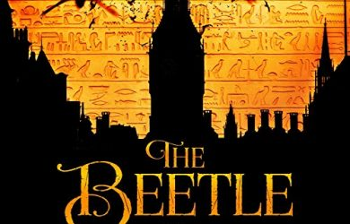 The Beetle Audible Cover